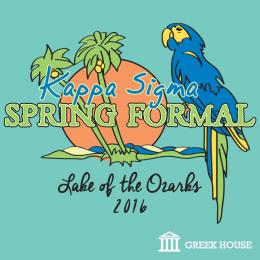 Kappa Sigma Spring Formal