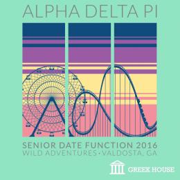 Alpha Delta Pi Senior Date Function