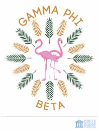 Gamma Phi Beta Bid Day