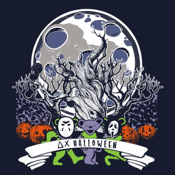 Fiji Halloween Shirts Greek House Custom Apparel For Sororities