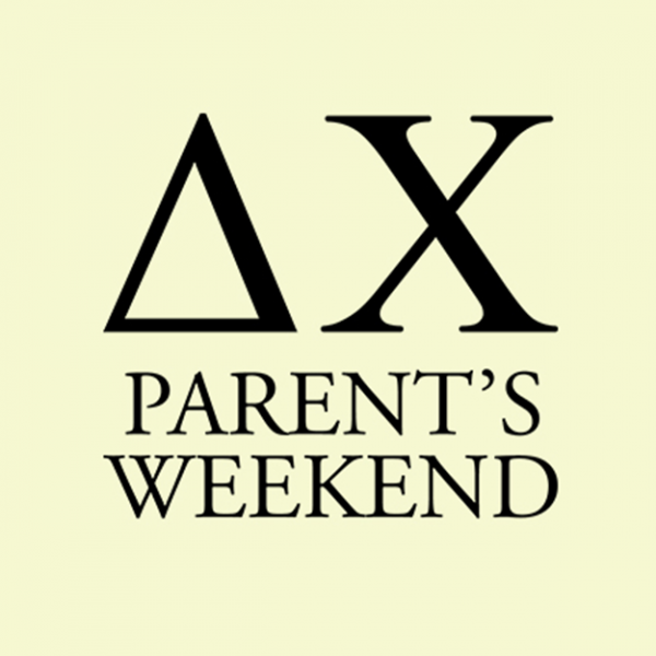 Delta Chi Parents Weekend 2018 Greek House Custom Apparel For