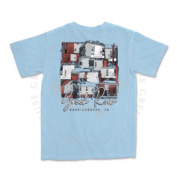 Comfort Colors T-Shirt Chambray 2