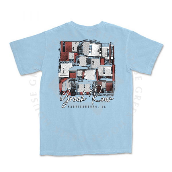 Comfort Colors T-Shirt Chambray 2