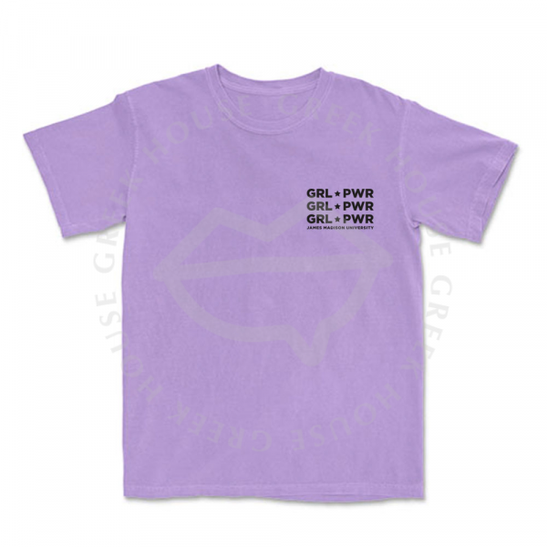 Comfort Colors T-Shirt Orchid 1
