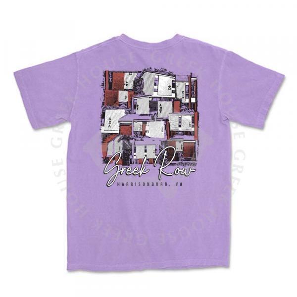 Comfort Colors T-Shirt Orchid 2