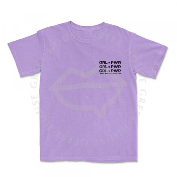 Comfort Colors T-Shirt Orchid 1