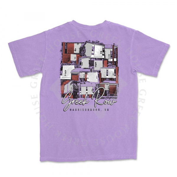 Comfort Colors T-Shirt Orchid 2