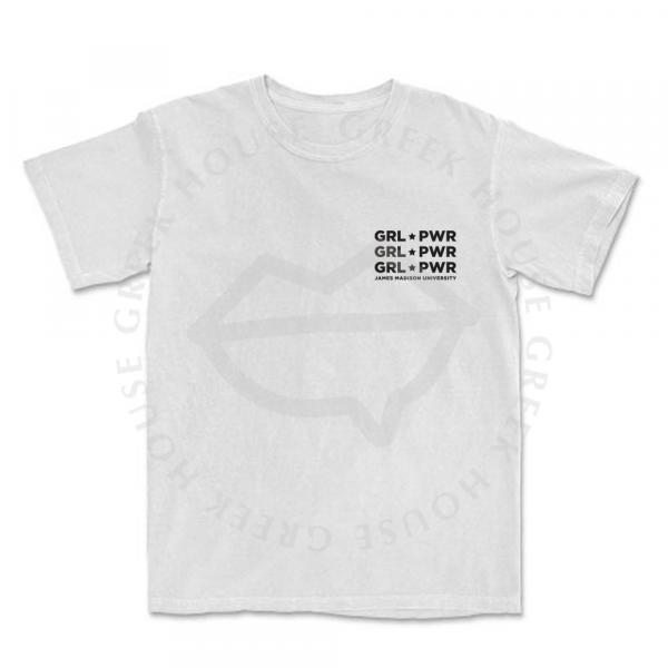 Comfort Colors T-Shirt White 1