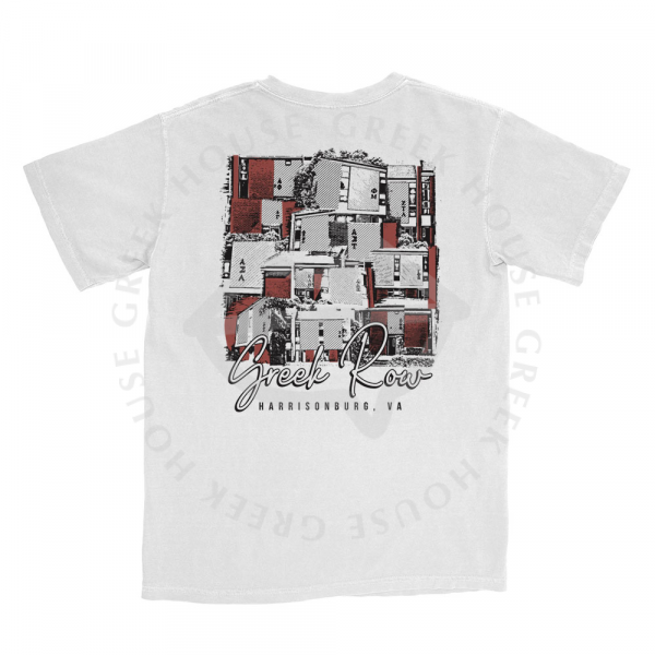 Comfort Colors T-Shirt White 2