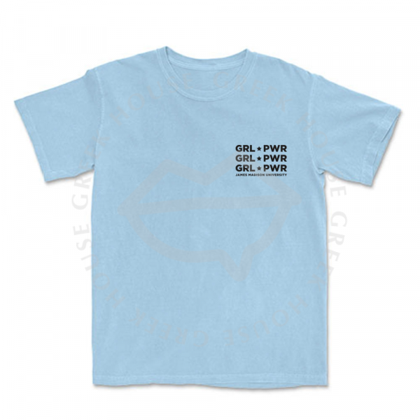 Comfort Colors T-Shirt Chambray 1